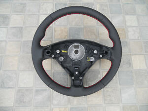 Steering Wheel Opel Astra G Ii Opc New Leather