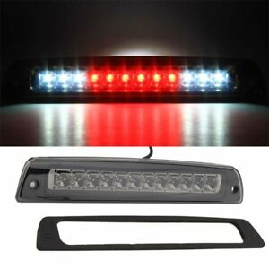 Fit 1994 2001 Dodge Ram 1500 1994 2002 2500 3500 Smoked Led 3rd Brake Light