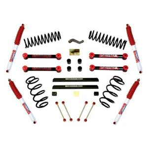 For Jeep Wrangler 03 06 Suspension Lift Kit 4 X 3 3 5 Standard Series Package