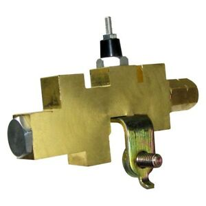 For Dodge Charger 1971 Right Stuff Brake Proportioning Valve