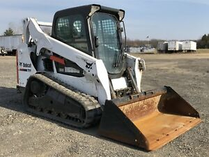 2013 Bobcat T590 Tracked Skid Steer