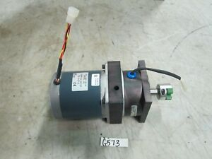 Intelligent Motion Systems Stepping Motor W Inertia Dynamics Clutch brake new
