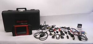 Snap On Eems300 Modis Scanner 4 Channel Lab Scope Euro Asian Dom Heavy Truck
