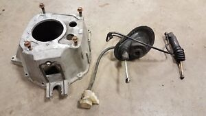 2 3 Turbo Bell Housing Slave Cylinder T5 Ford Thunderbird 87 88 Turbo Coupe