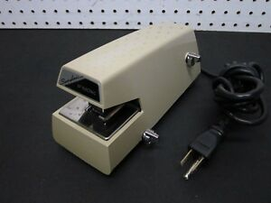 Swingline 67 Electric Automatic Stapler Commercial tested Works
