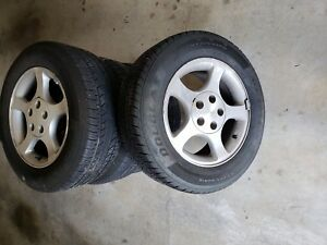 2001 Ford Mustang Wheels And Tires