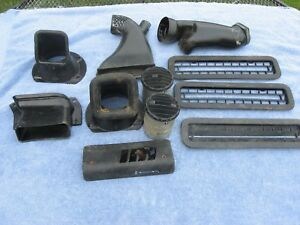 1968 1979 Volkswagon Transporter Air Duct Vents Parts