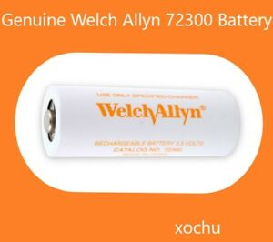 Genuine Welch Allyn 72300 Rechargeable Battery For 71000 a Or C Plug in Handle