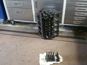Roller Block Ford Mustang Gt Lx 5 0 Xxx Used Take Out 302 Stock Bore 95 Cobra