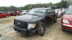 09 10 Ford F150 Pickup Console Front Floor Full Console With Lid 351386