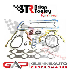 Brian Tooley Racing btr Gen Iii Ls Gasket Set kit ls1 ls6 4 8 5 3 5 7 6 0