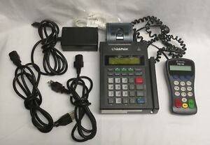 Linkpoint A10 Lpa10 Credit Debit Card Terminal First Data Fd10 Pin Pad