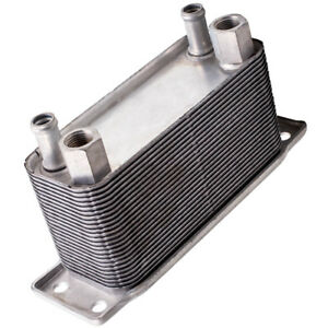 Transmission Oil Cooler For 2003 2009 Dodge Ram Diesel 2500 3500 5 9l 68253200aa
