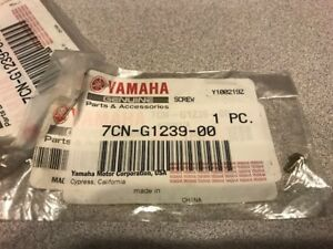 Yamaha 7cn g1239 00 Pan Head Screw 1 1998 Ef600 Generator New Oem Genuine