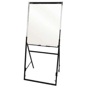 Dry Erase Board easel Mounted 26 x35 Quartet 351900