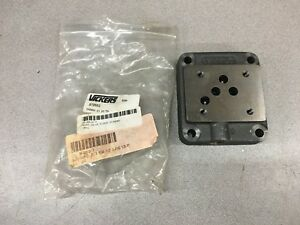 New No Box Vickers 572653 Valve Mounting Subplate Dgsm 01 20 T8