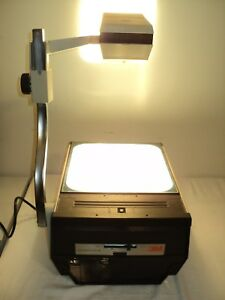 3m Model 213 Overhead Projector Used With Bulb