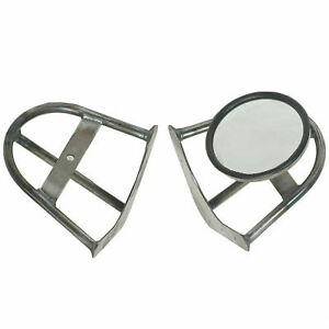 Vw Baja Bug Offroad Side Mirror Mounting Brackets Mirrors Not Included