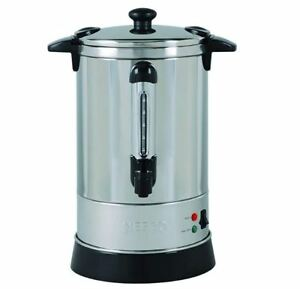 Nesco Cu 30 Professional Coffee Urn 30 Cup Stainless Steel Brand New