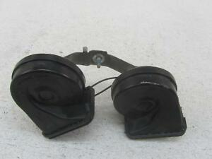 2008 Cadillac Cts Horn Oem Factory Steering Wheel Factory Black Hood Front