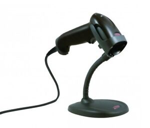 Honeywell Voyager 1450g 1d 2d Hanheld Imager Scanner Kit With Stand