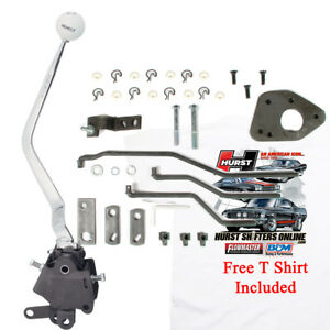 Hurst 4 Speed Shifter Kit Ford 1966 1971 Fairlane Torino Comet Top Loader 433