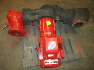 Armstrong Split Coupled Vertical Pump 25hp 1760 Rpm 6 In X 6 In Baldor 3ph Motor