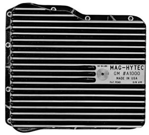Mag Hytec Transmission Pan Fits 2001 To Present Duramax W allison a1000