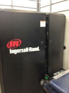 Ingersoll Rand 50 Hp Air Compressor Irn 50h cc 460v 145 Psi Zag 5773