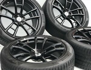 20 Oem Dodge Charger Challenger T A 392 Srt Rims Wheel Tires Factory 2605 Set 4