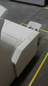 Xerox Squarefold trimmer For C70 700 c75 J75 And The 80 Press
