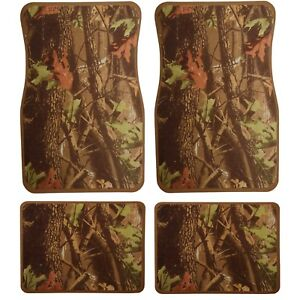 Universal Set 4pcs Car Floor Mats Rubber With Nice New York Scene