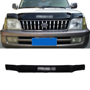Fit For Toyota Prado Fj90 3400 Hood Front Bumper Guard Trim 1996 2002