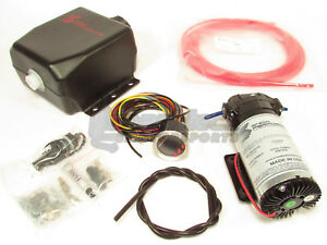 Snow Stage 2 5 Boost Cooler Water Methanol Injection Kit Forced Induction Cars