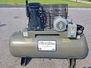 Used 10 Hp Imc Piston Air Compressor