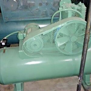 Used 5 Hp Industrial Piston Air Compressor