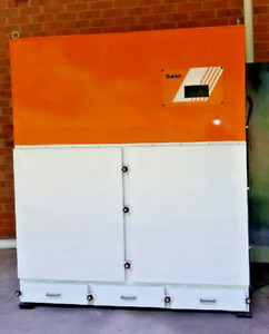 Used 40 Hp Vacuum Dust Collector With Filters And Blow Down