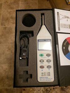 Reed C 322 Sound Level Meter