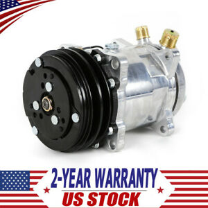 Brand New A c Compressor clutch Fit Jeep Wrangler 2 5l For Sanden Sd508 Us Ups