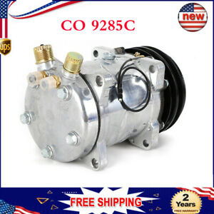 No Shipping Ac Compressor A C Clutch Replaces Fit Jeep Sanden Sd508 Co 9285c