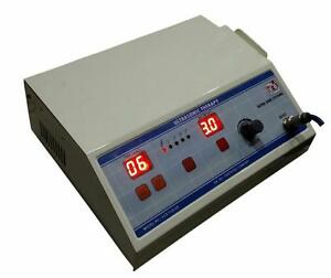 Best Digital Ultrasonic Therapy Unit Physiotherapy Solid State Circuitry 1mhz