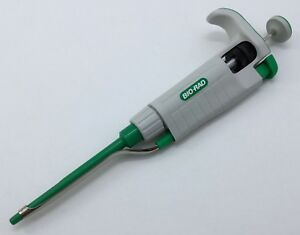 Bio rad Variable Volume Pipette 20 200ul Cleaned And Calibrated