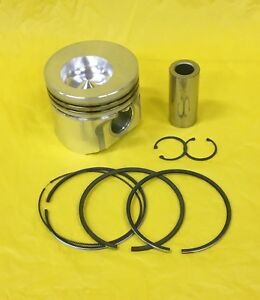 Sets Of 4 Piston Ring Kits For Caterpillar 3208 3204 7e4729 020 Os 3 ring