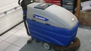 Tennant T3 And Windsor Sc20 Floor Scrubber Scrubbers