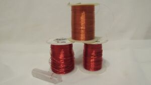 Philmore 12 1222 12 1226 12 1234 Solid Enamel Coated Magnet Wire 22 26 34 Gage