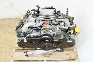 02 05 Subaru Impreza Rs Forester Legacy Ej203 Engine 2 0l Sohc Replacement 2 5l
