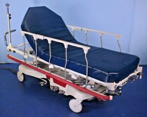 Hill rom Hillrom Transtar Stretcher With Gentle Ride