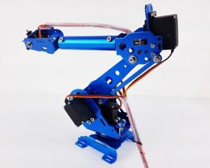 6 Axis Robot Arm Abb Industrial Mechanical Robot Arm Free Manipulator Servos