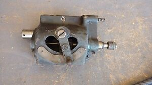 Vintage Sheldon 11 Metal Lathe Type Ks Model 943 Quick Change Gear Box