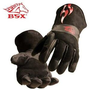 Revco Bsx Stick mig Welding Gloves By Revco Model Bs50 xl Size
